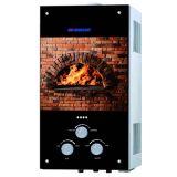Газовый проточный водонагреватель Edisson S 20 G (Камин) 16-21 кВт
