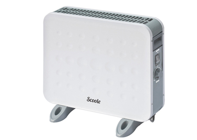 Конвектор электрический Scoole SC HT HM1 1000 W 1 кВт