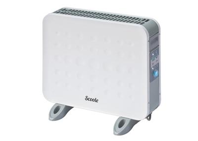 Конвектор электрический Scoole SC HT HL1 1000 W 1 кВт