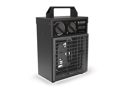 Керамический тепловентилятор Zilon ZTV-2 N1