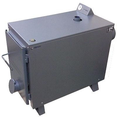 Твердотопливный котел Эван Warmos TT-25 K 5 кВт