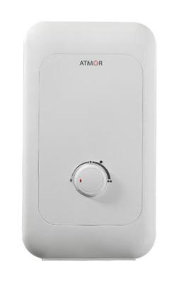 Электрический проточный водонагреватель Atmor ENJOY 100 5000 Универсал (душ + кран) 5 кВт